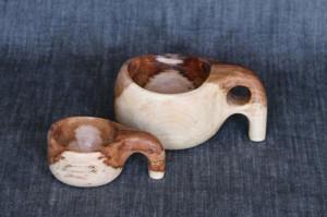 ぶどうの木のマグカップ