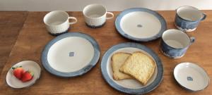 パン皿とマグ2