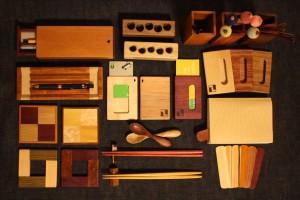 木工品一覧